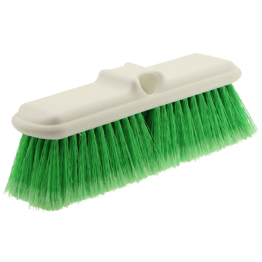 "Hi-Tech Industries TB-10 10"" Green Car & Wash Brush-Wash Brushes-Hi Tech Industries-TB-10"