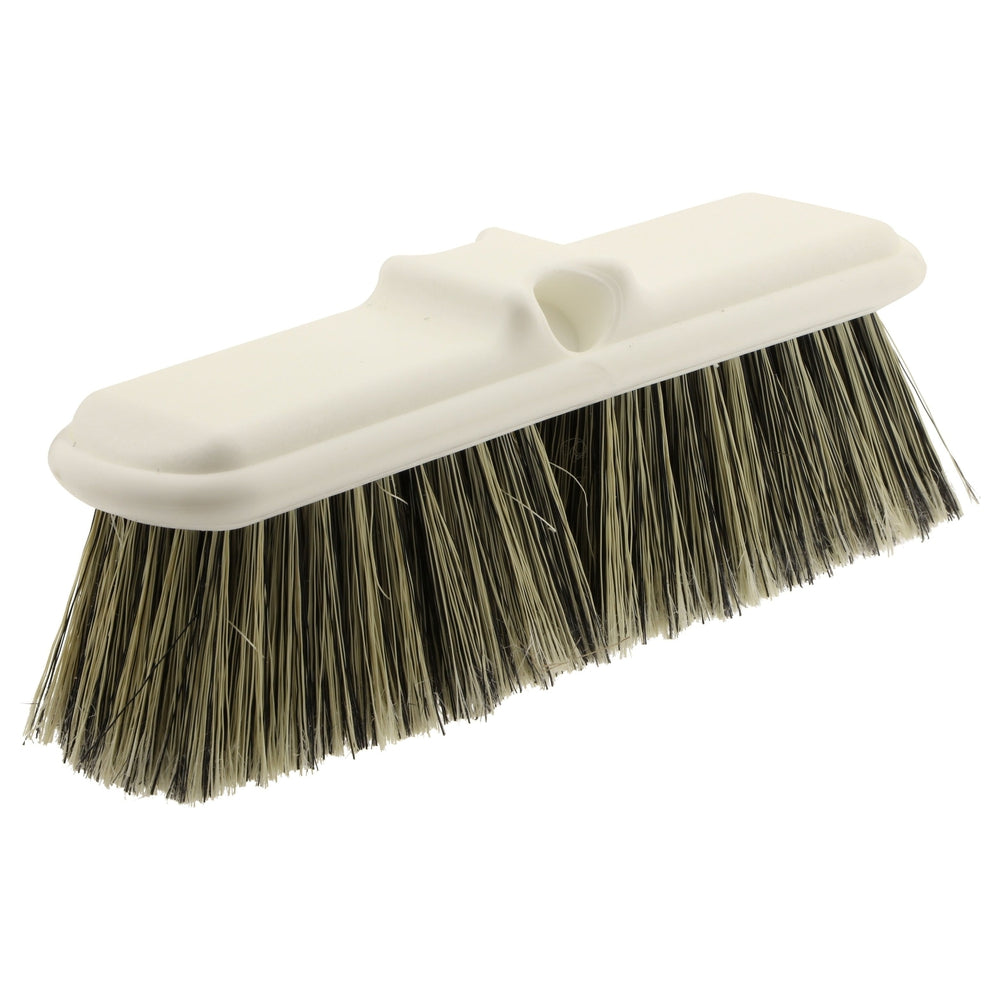 "Truck Wash Brush - Salt & Pepper 10""-Wash Brushes-Hi Tech Industries-TB-10SP"