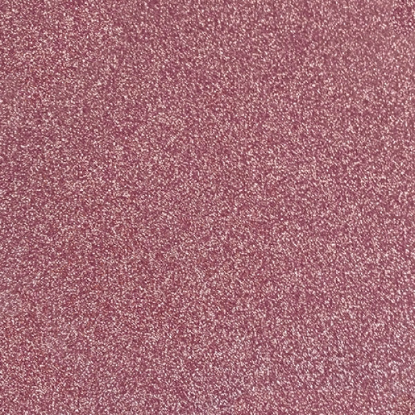 Rose Gold Siser Glitter Vinyl By The sheet 10 inch by 12 inch
