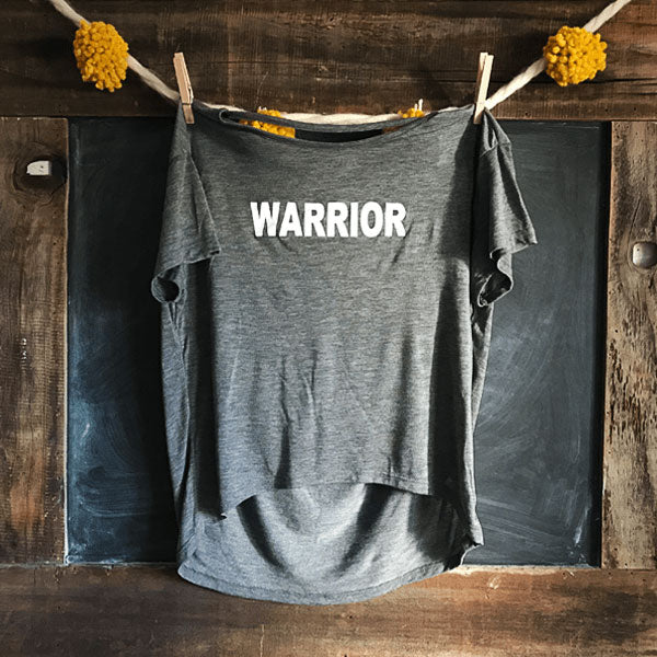 """Warrior"" - Shirt"