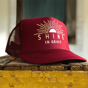 Shine In Grace Hat