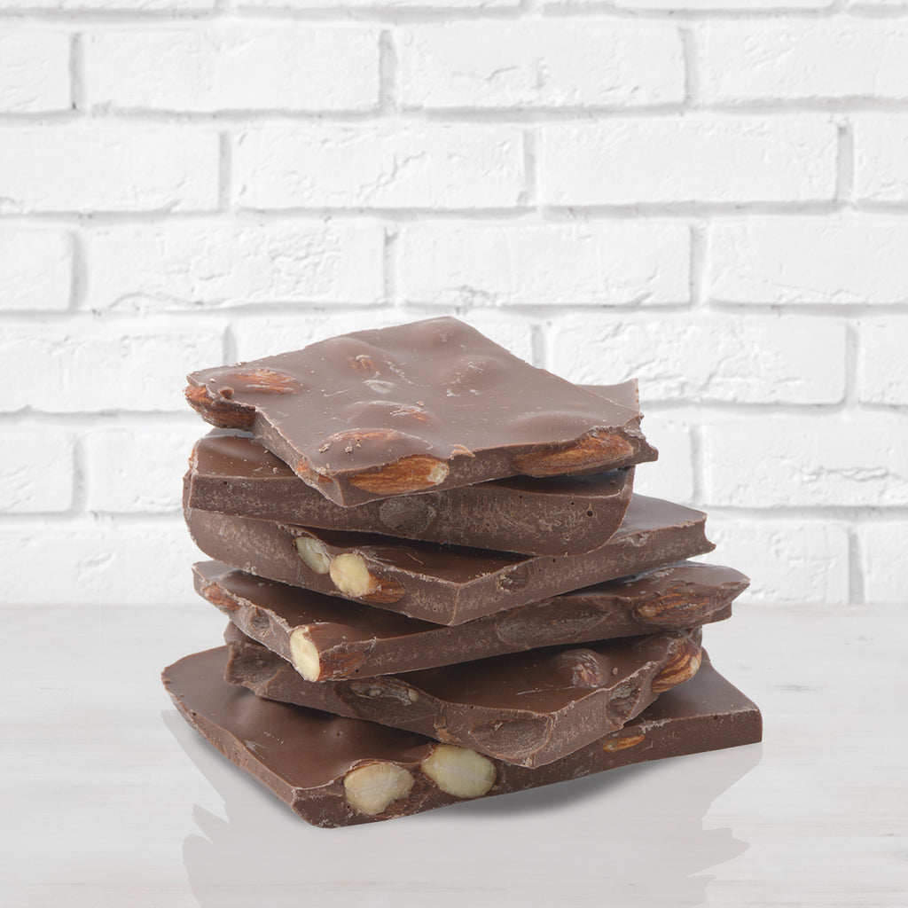 Milk Chocolate Almond Bark