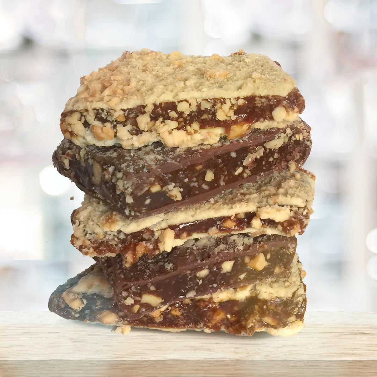 Fowler's Toffee Mixed Almond & Cashew Toffee