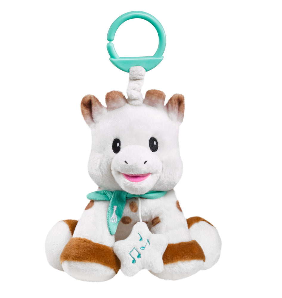Sweetie Plush with Musical Box