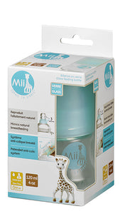 Mii Sophie la Girafe® Glass Baby Bottles 4 oz./ 120ml