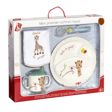 My first mealtime set