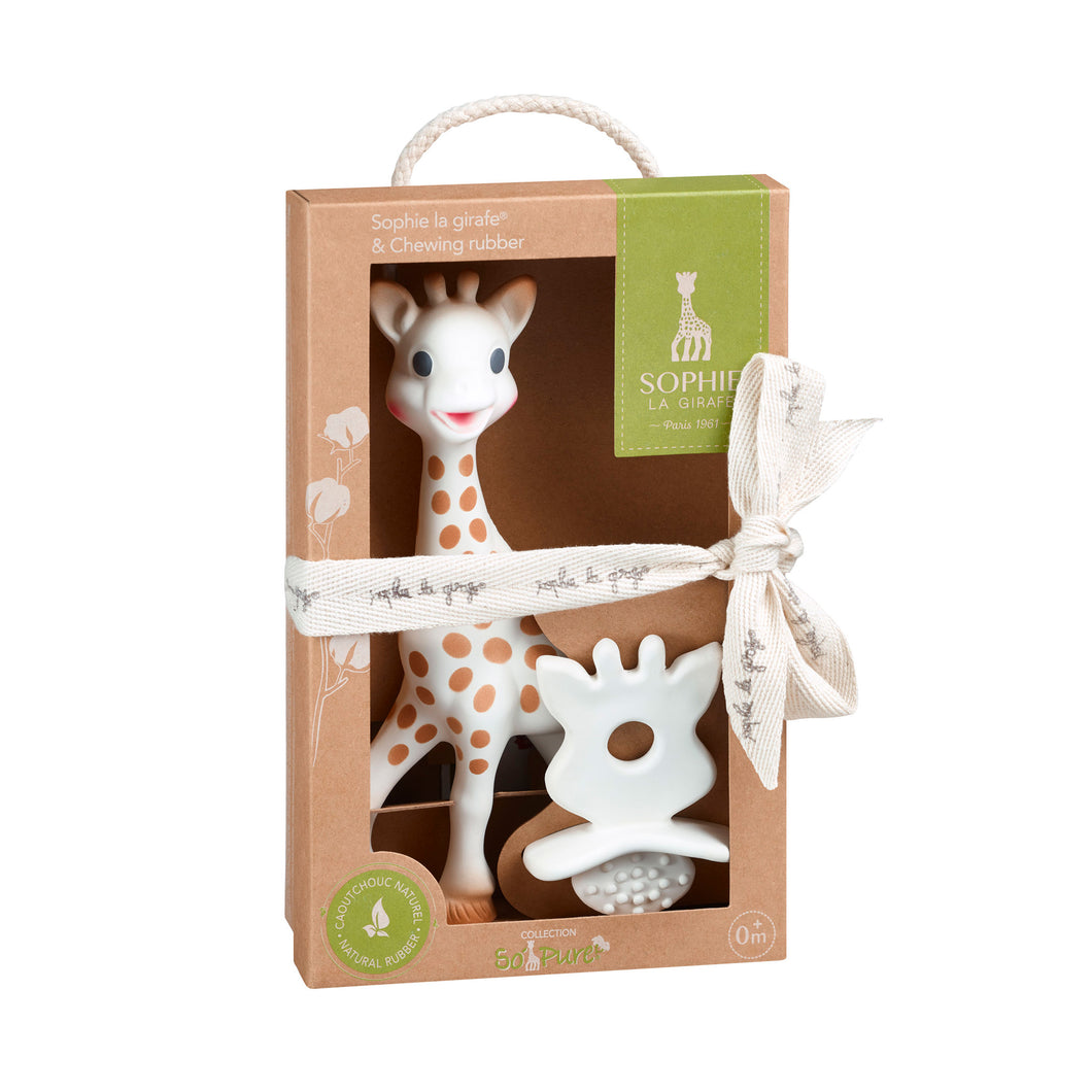 So'Pure Sophie la girafe & chewing rubber