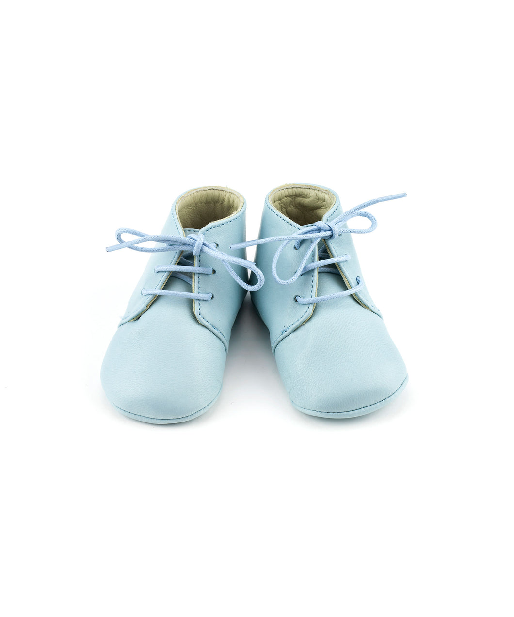 Little Royals Leather Booties Gaby - Blue