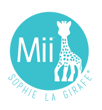 Mii Sophie la Girafe® Glass Baby Bottles 8 oz./ 230ml
