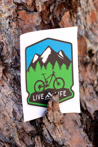 Bike Life Decal - Live Life Clothing Co