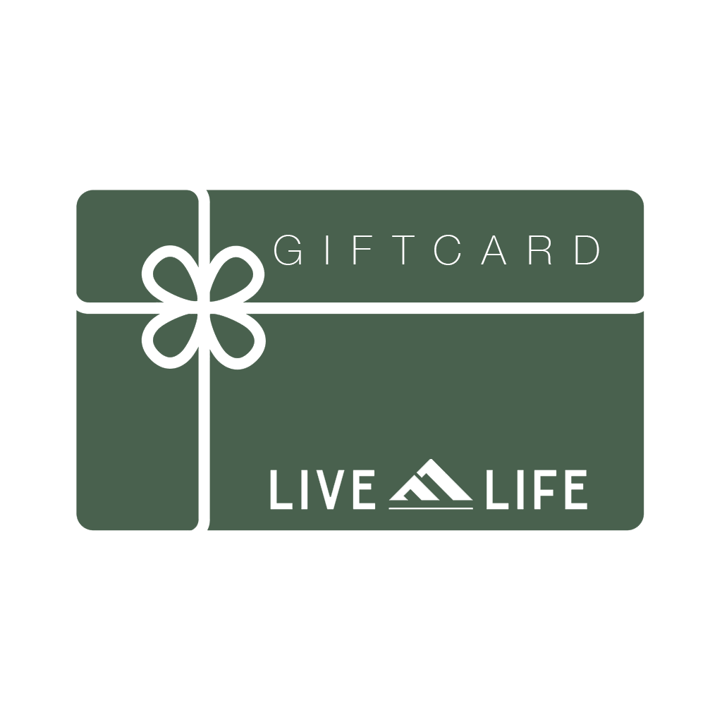 GIFT CARD - Live Life Clothing Co