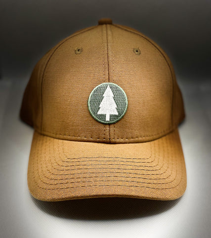 Womens Tree Life Dad Hat Canvas