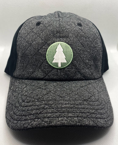 Womens Tree Life Quilted dad hat