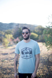 Bear Life Men's Tee - Live Life Clothing Co