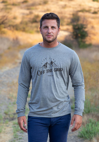Off the Grid Heather Grey