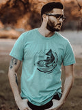 Fish Life Mens Tee - Live Life Clothing Co