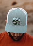 Original Badge Life Trucker - Live Life Clothing Co