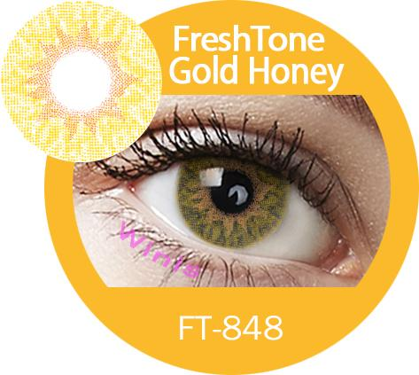 Freshtone Super Naturals Gold Honey - Gr8style.dk