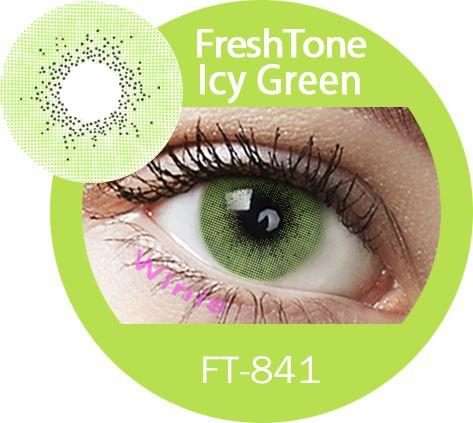 Freshtone Super Naturals Icy Green - Gr8style.dk