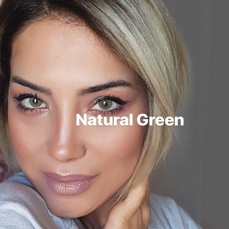 Hypnose Natural Green - Gr8style.dk