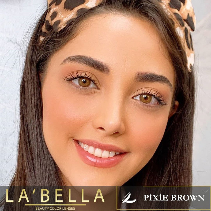 Labella pixie brown lenses