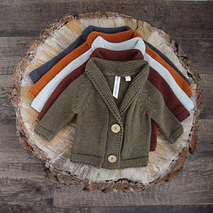 Lewis & Clark Sweater