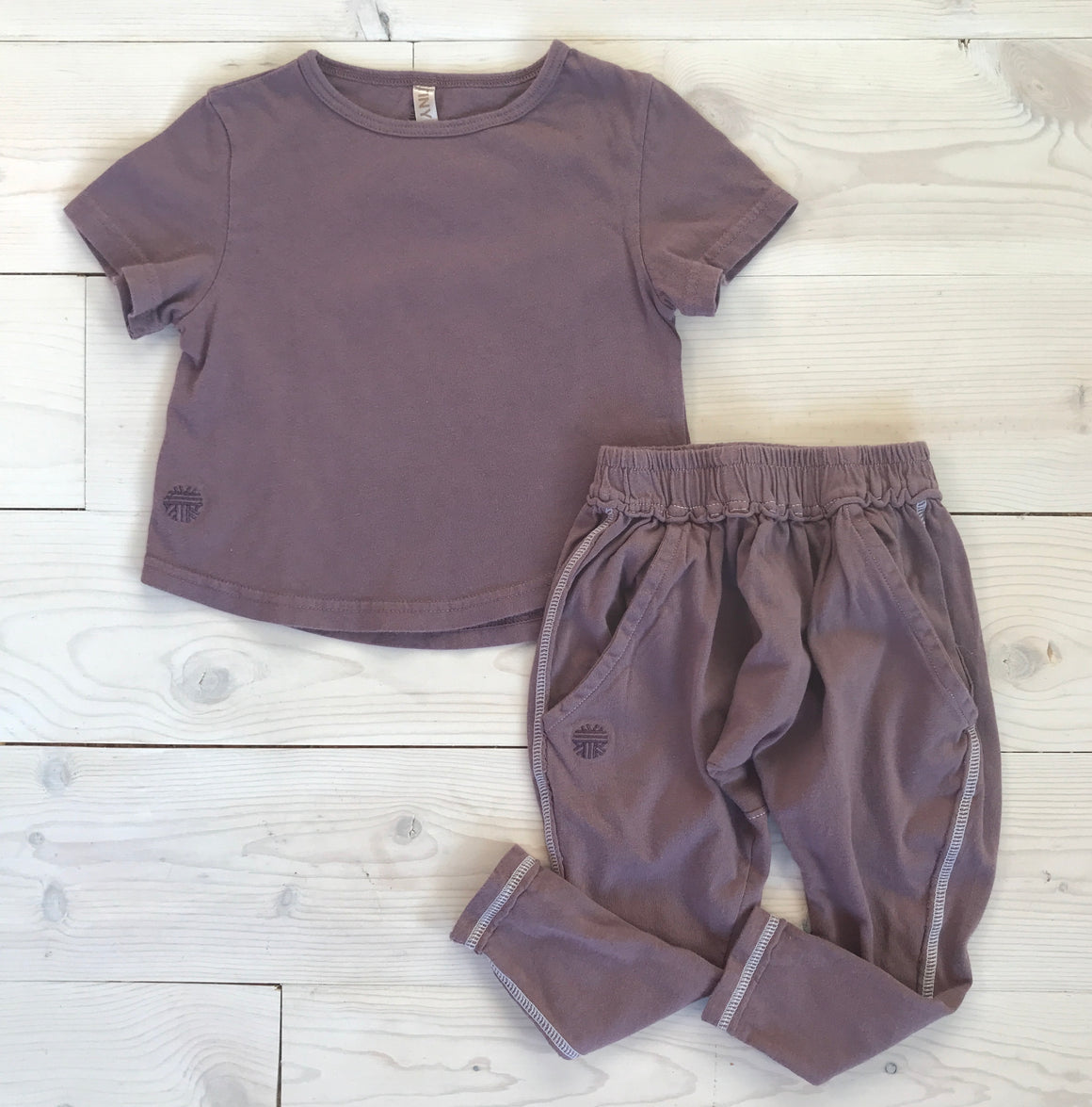 Sage Tee Mulberry