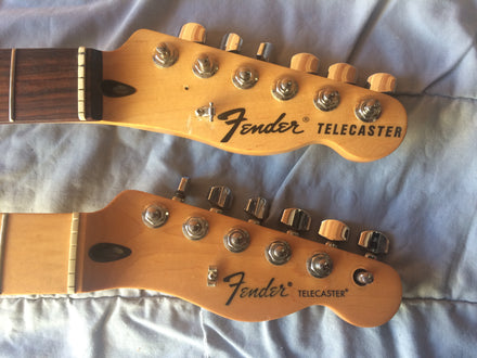 counterfeit fender headstock logo