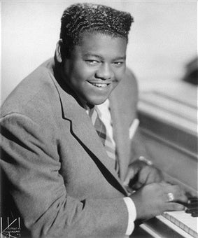 fats domino at piano died october 25 2017 rock and roll legend