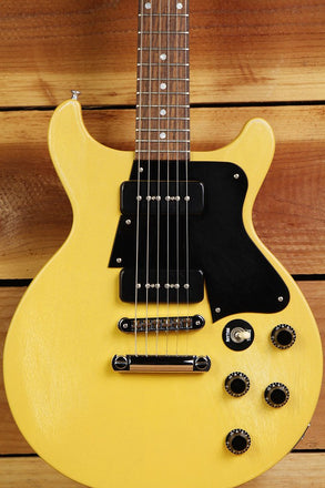 les paul junior tv yellow color