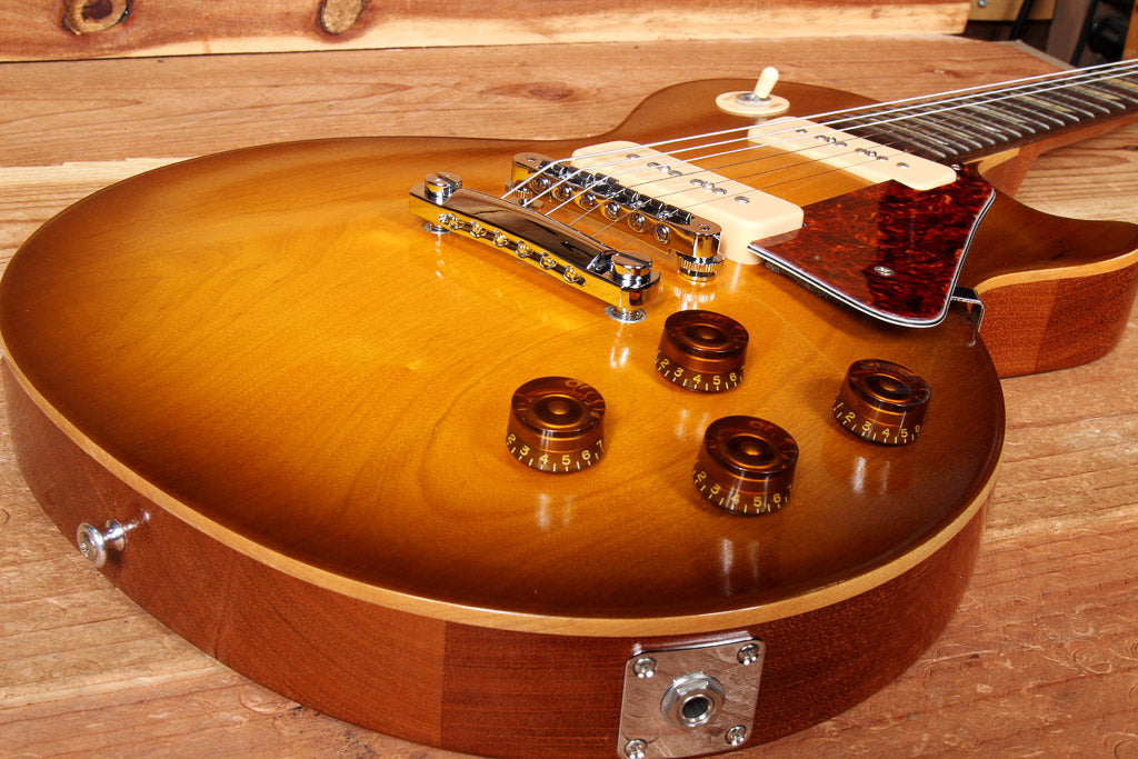 gibson 60s tribute les paul electric guitar