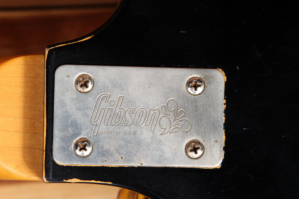 Gibson G-3 Grabber Bass 70s vintage relic