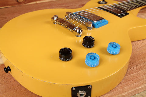 gibson les paul studio tv yellow finish