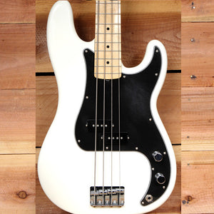 FENDER DEE DEE RAMONE Precision Bass Collector P-Bass White 86602