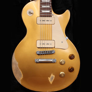 GIBSON LES PAUL RELIC 60s Tribute GoldTop Custom Road Worn p90 Guitar 10602