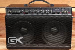 GALLIEN-KRUEGER Vintage Lunchbox Combo Amplifier 250ML GK ML250 Small Amp 36832