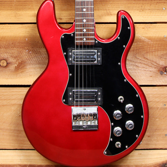 PEAVEY T-60 Vintage 1984 CAR Beauty! Nice Condition + OHSC Blade PUs 72207