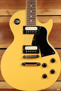 GIBSON 2011 LES PAUL SPECIAL FADED TV Yellow Bound Neck Zebra Humbuckers 1437