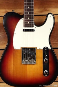 FENDER HIGHWAY ONE 1 USA TELECASTER 2003 Sunburst Relic Tele + Bag & Tags 0870