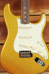 FENDER Custom Shop CLASSIC PLAYER 60s Stratocaster Vegas Gold Mint Strat 0184