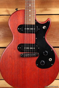 GIBSON LES PAUL MELODY MAKER Special Rare Dual P90 Cherry USA Clean! 0371