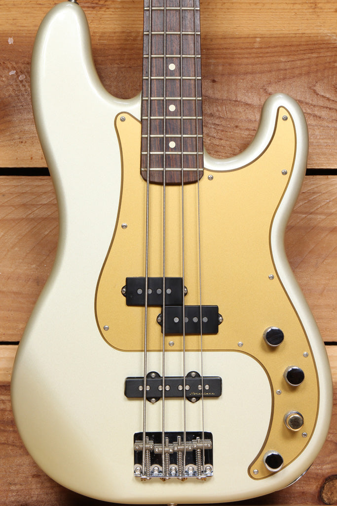 FENDER PRECISION Deluxe Active P-Bass Special P/J Noiseless PU Nice! 34200