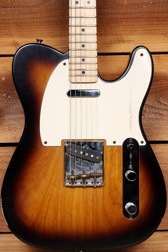 FENDER HWY ONE TEXAS TELECASTER .. Rare! Highway 1 Version 12