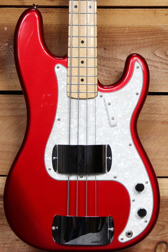FENDER 1984-87 VINTAGE MIJ Precision P-Bass E Serial Japan + Case 03503