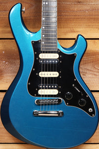 GIBSON VICTORY MVX Rare! +OHSC vintage 1981 Blue Very Good Condition 71007
