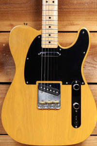 FENDER Deluxe Ash FSR TELECASTER BUTTERSCOTCH BLONDE Special Edition Tele 54003