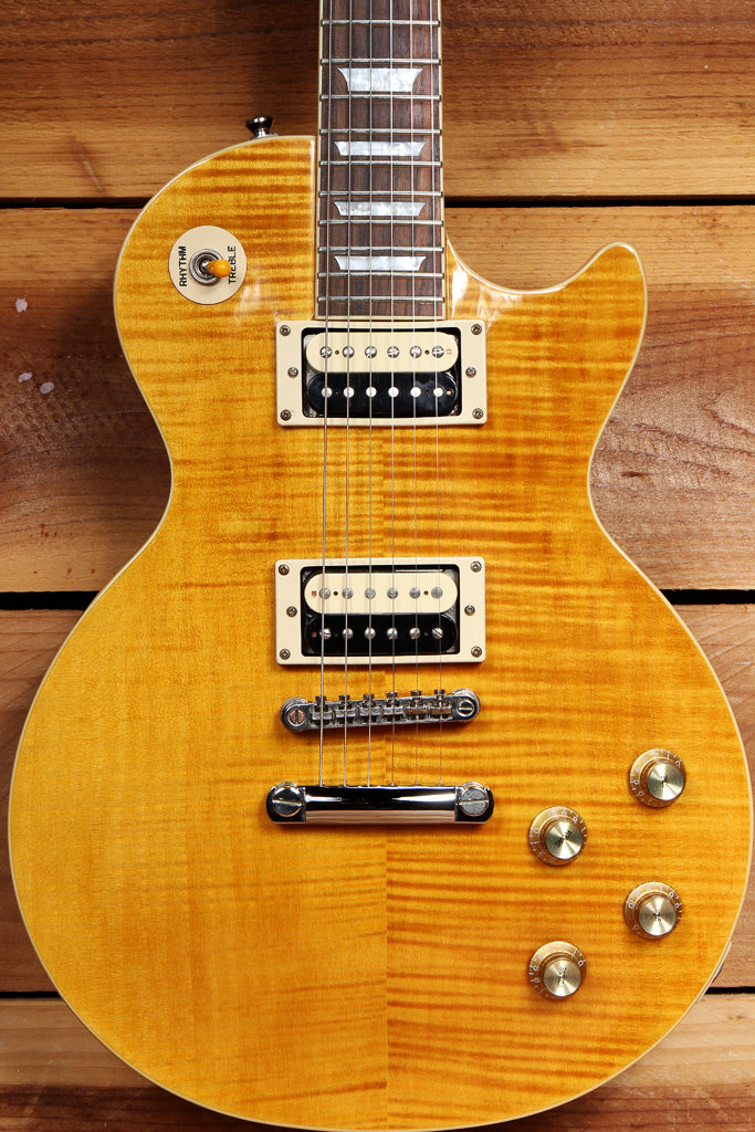 EPIPHONE SLASH AFD LES PAUL STANDARD +OHSC Custom Shop Appetite Clean! 16106