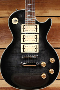 EPIPHONE ACE FREHLEY KISS LES PAUL RARE Black Burst MIK Korea Clean! 50436