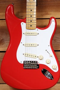 FENDER 50s Classic Series 2015 STRATOCASTER Super Clean Fiesta Red 38398