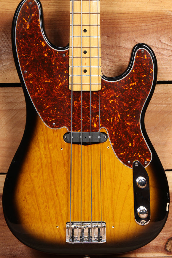 FENDER 51 PRECISION BASS Sunburst P-bass Crafted in Japan CIJ! Sweet! 82829